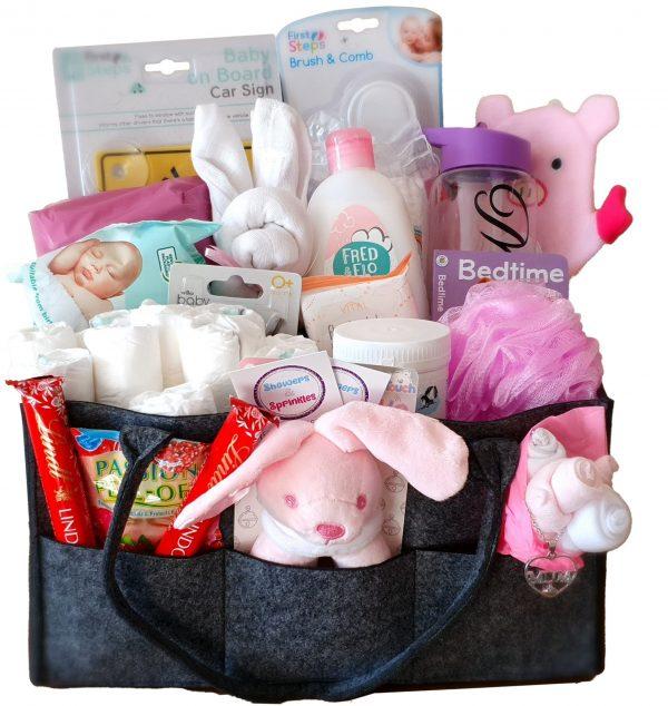 Luxury Combo Mum & Baby hamper pink