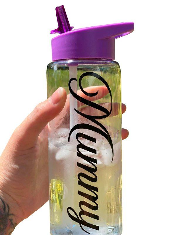 Mummy water bottle